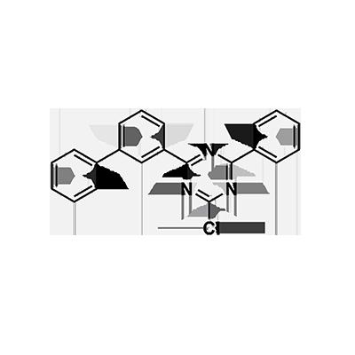 2-chloro-4-(biphenyl-3-yl)-6-phenyl-1,3,5-triazine