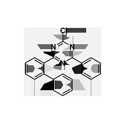 2-chloro-4-(biphenyl-2-yl)-6-phenyl-1,3,5-triazine