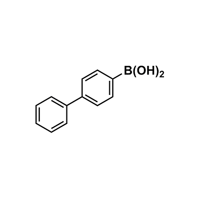 (1,1′-Biphenyl)-4-boronic acid