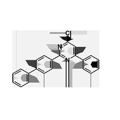 2-([1,1′-biphenyl]-4-yl)-4-chloro-6-phenylpyrimidine