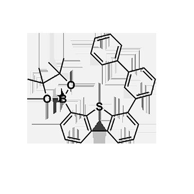 6-(1,1′-biphenyl-3-yl)dibenzothiophene-4-boronic acid pinacol ester