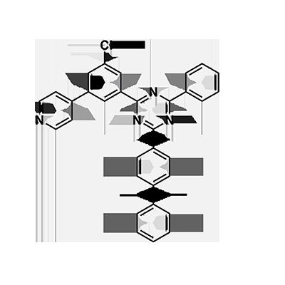 2-([1,1′-biphenyl]-4-yl)-4-(3-chloro-5-(pyridin-4-yl)phenyl)-6-phenyl-1,3,5-triazine