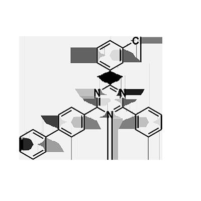 2-Biphenyl-4-yl-4-(3-chloro-phenyl)-6-phenyl-1,3,5-triazine