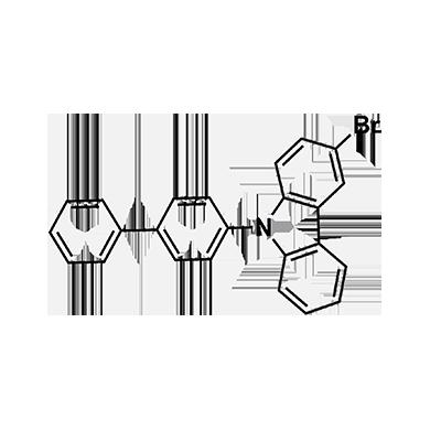 9-[1,1′-Biphenyl-4-yl]-3-bromo-9H-carbazole