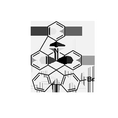 2-bromosprio[fluorene-9,8′-indolo[3,2,1-de]acridine]